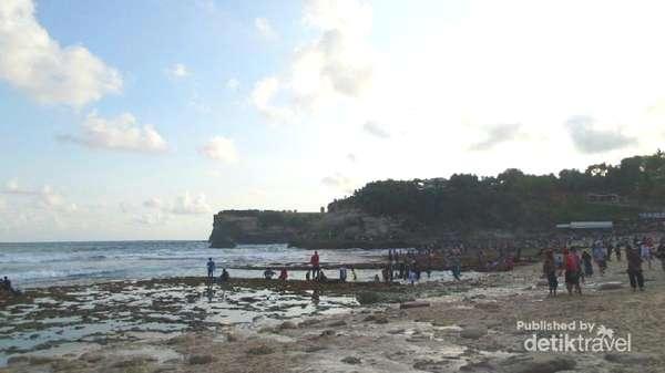 Pantai Klayar.