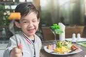7 Makanan Sehat Supaya Anak Jadi Pintar