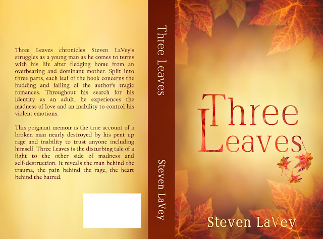 Three Leaves - interview with author Steven LaVey - Me and My Crazy Mind