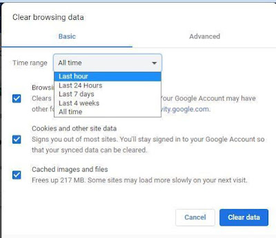 selected-last-hour-in-google-chrome-while-clearing-cache-data