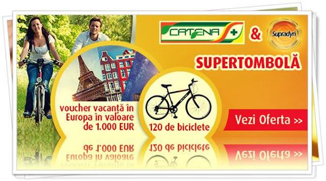 regulament castigatori biciclete concurs catena supradyn 2019