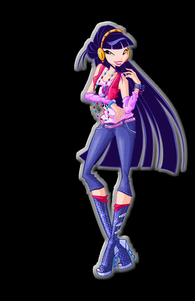 Winx Club Fairies: Musa