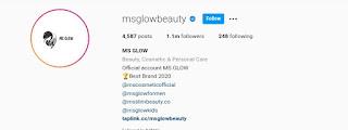 Contoh Bio Instagram Bisnis Kecantikan