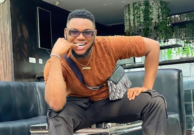 It's a waste of time to date a lady who can't help you financially when you're broke – Actor, Somadina