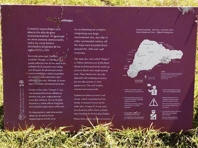 Vinapu, Isla de Pascua