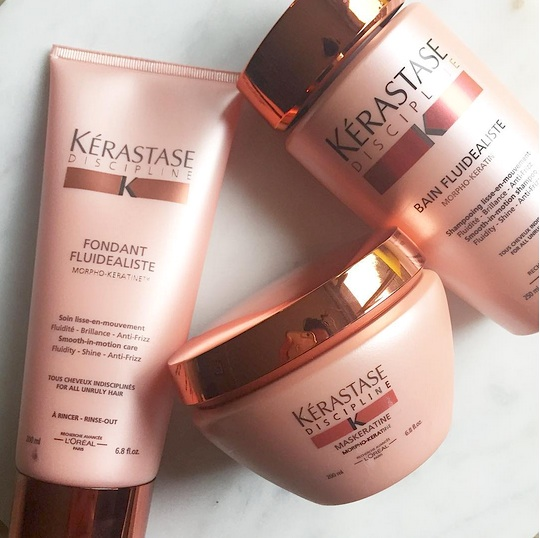 Kérastase Discipline haircare line: A quick review