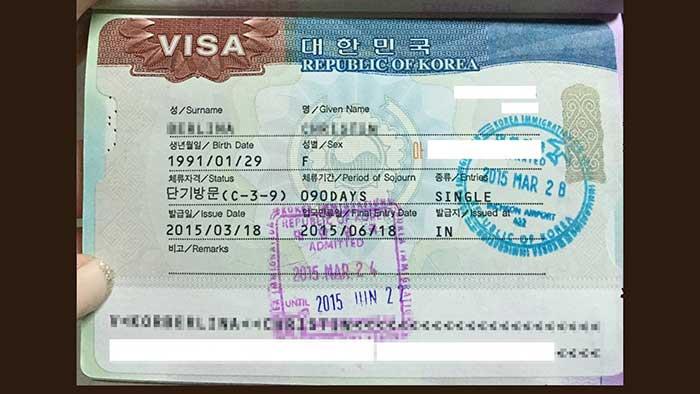 Bingung Urus Visa Korea Selatan? Simak 3 Poin Penting Berikut Ini