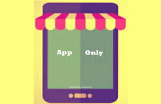 app only for e-commerce business
