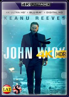 John Wick: Otro Día Para Matar (2014) 4K UHD HDR LATINO/INGLES