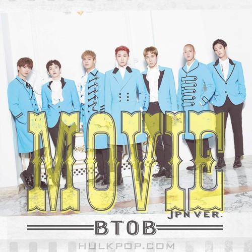 BTOB – MOVIE (JPN ver.) – Single