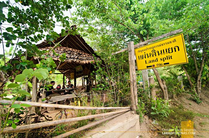 Land Split Pai Thailand Cafe