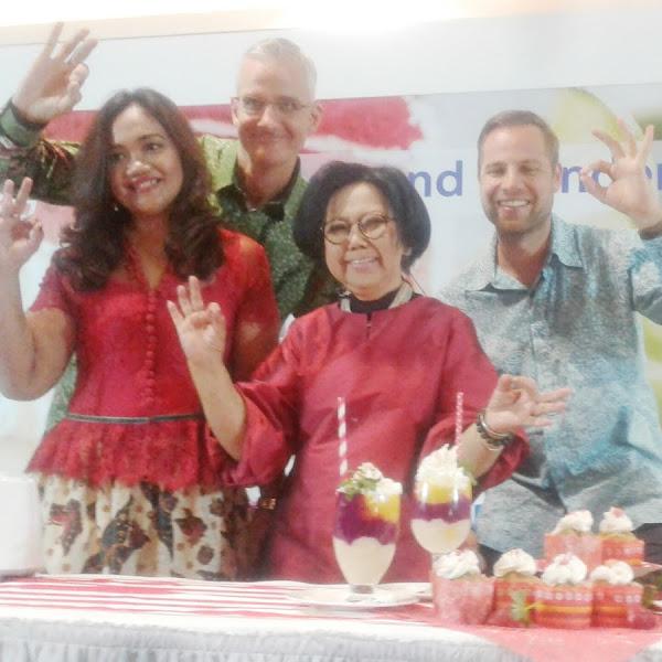 Warna-warni Mixer dan Blender Terbaru Philips Membuat Semangat di Dapur