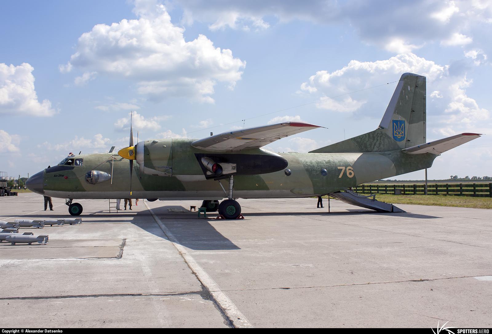 В Чугуєві розбився військовий літак Ан-26 є загиблі