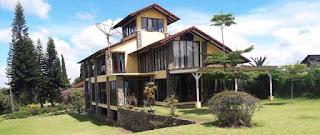 Villa Kencana UNTUK Outbound lembang bandung