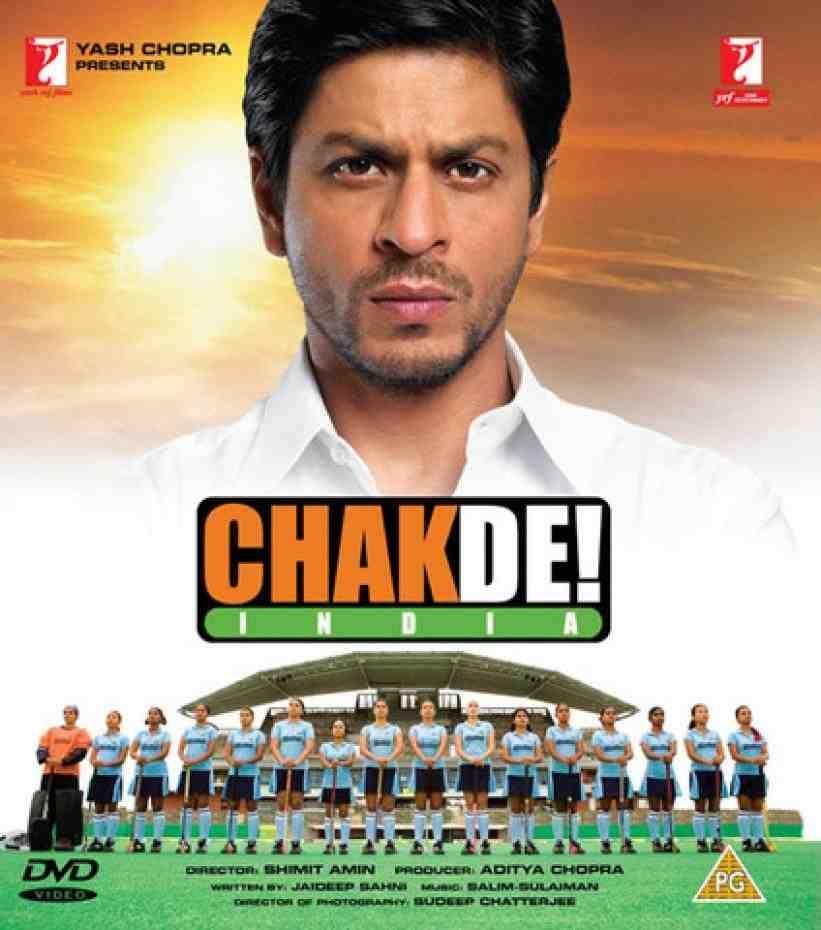 Chak De India 2007 Hindi Full Movie Download BRRip 720p