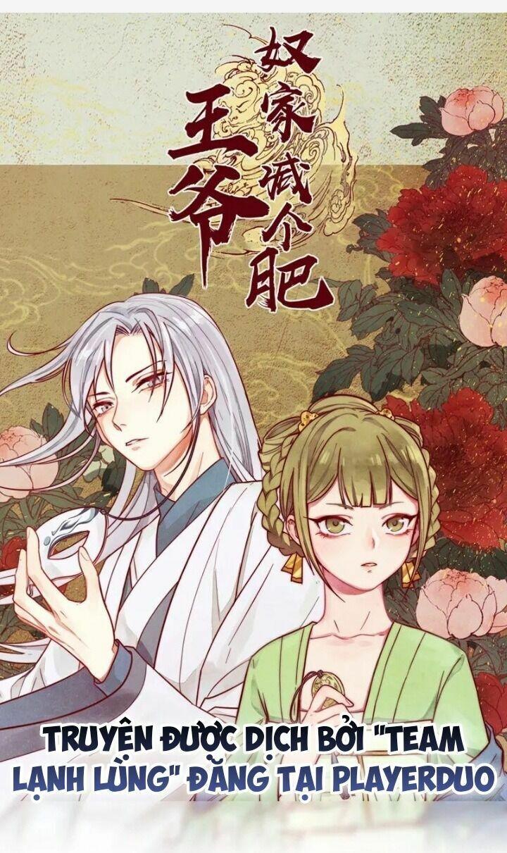 Vương Gia Người Ta Sẽ Giảm Béo Mà!!! Chapter 78 - upload bởi truyensieuhay.com