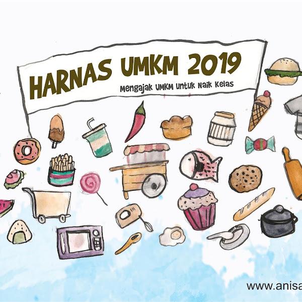 Event | Harnas UMKM 2019 Mengajak UMKM untuk Naik Kelas