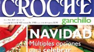 Crochet para Navidad / Revista