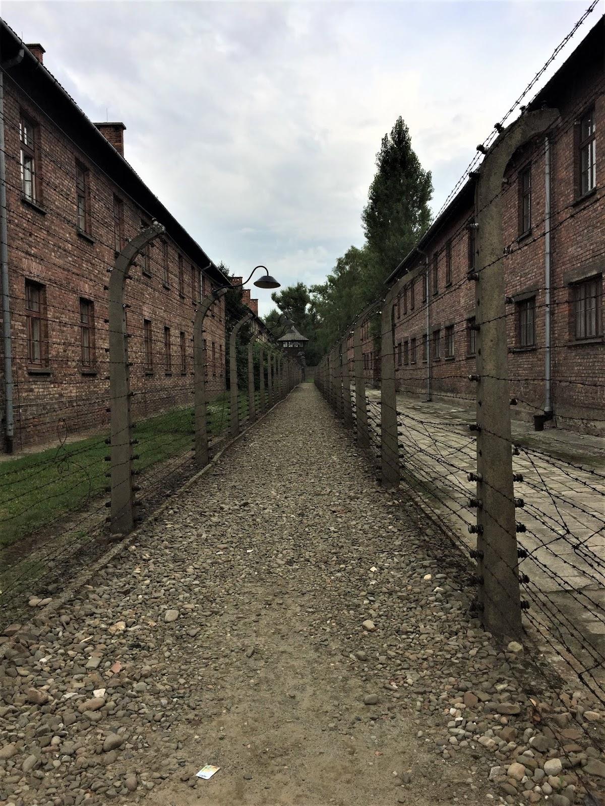 Auschwitz koncentrationsläger Polen