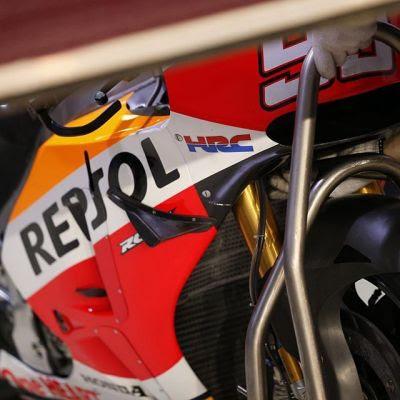 Honda RC213V Pun Sekarang Ikut-ikutan Pakai Sayap