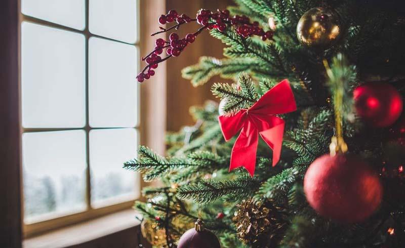 Christmas tree, Christmas hack