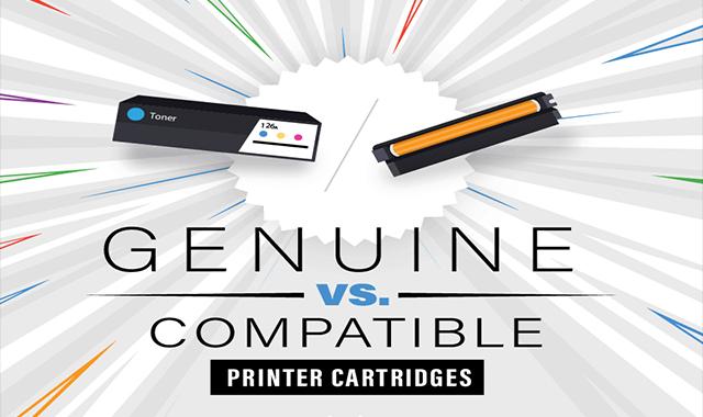 Genuine OEM vs. Compatible vs. Remanufactured