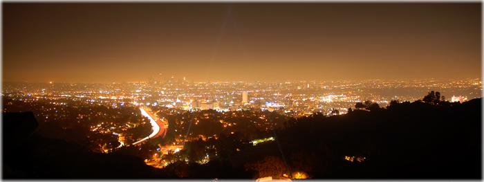 LED x poluição luminosa