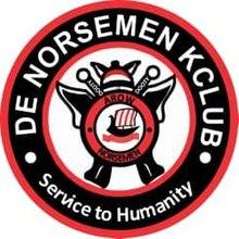 De Norsemen K Club Logo
