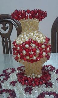 Bead diy 25 Beaded flower vase & Bead diy 25: Beaded flower vase \u2013 Glitters  twinkles and Sparkles