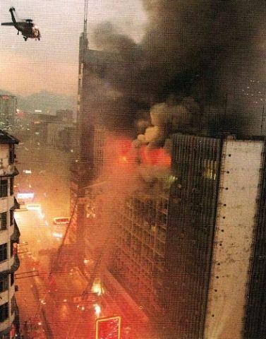 Gamez: 香港二戰後最慘重火災(組圖)