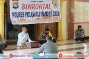 Tingkatkan Iman dan Taqwa, Polres Polman Melaksanakan Binrohtal