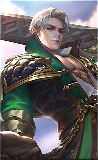 Alucard Lone Hero Heroes Fighter Assassin of Skins Rework