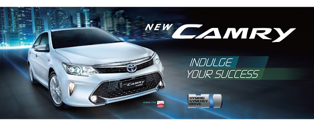 Promo Harga Toyota All New Camry 2021