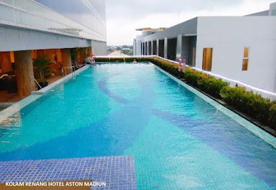 kolam renang aston madiun