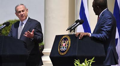 El primer ministro israelí, Benjamín Netanyahu, prometió  este martes en Kenia incrementar la cooperación en materia de seguridad, en el segundo día de su gira por África para reafirmar su presencia en un continente que durante décadas le dio la espalda.
