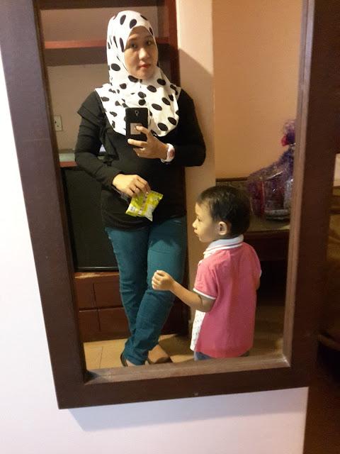 FAMILY DAY #TINALEGACY DI DE RHU BEACH RESORT KUANTAN PAHANG HAVOC !