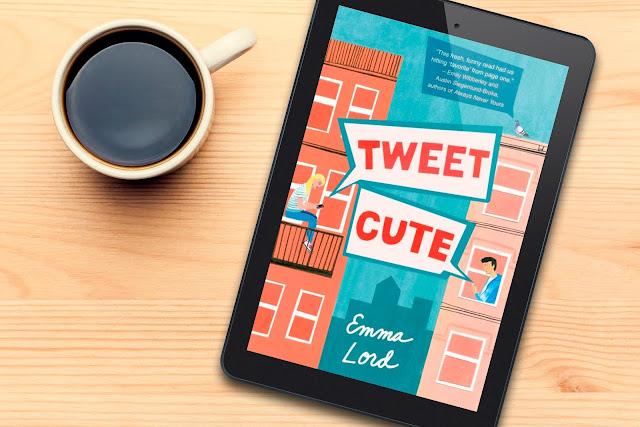 Resenha: Tweet Cute