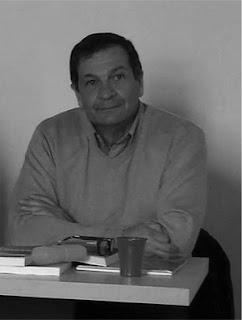 Lo scrittore Franco Mieli