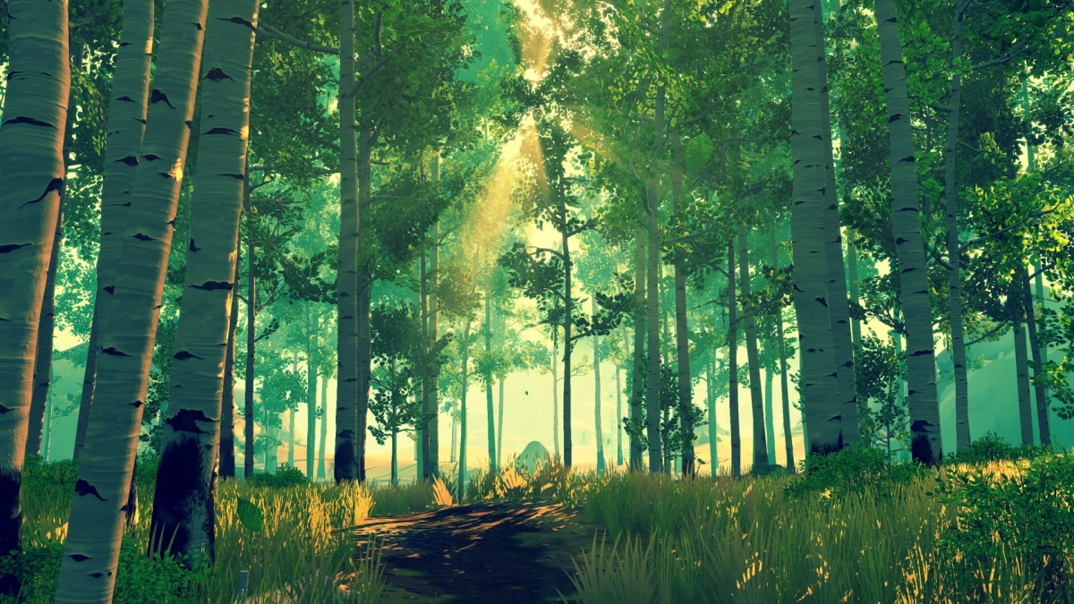 Games for a relaxing holiday. The best walking simulators