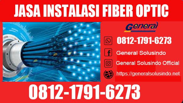 Jasa Instalasi Fiber Optic Ngawi