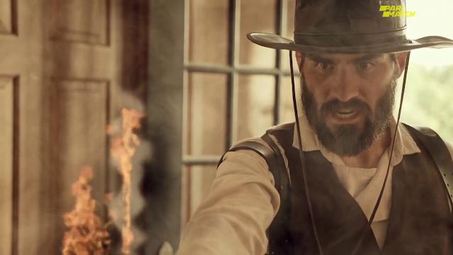 Lost Treasure of Jesse James 2020 Dual Audio Hindi [Fan Dubbed] 720p HDRip