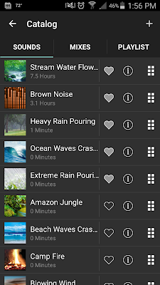 White Noise App Catalog