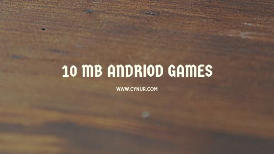 low Mb Games