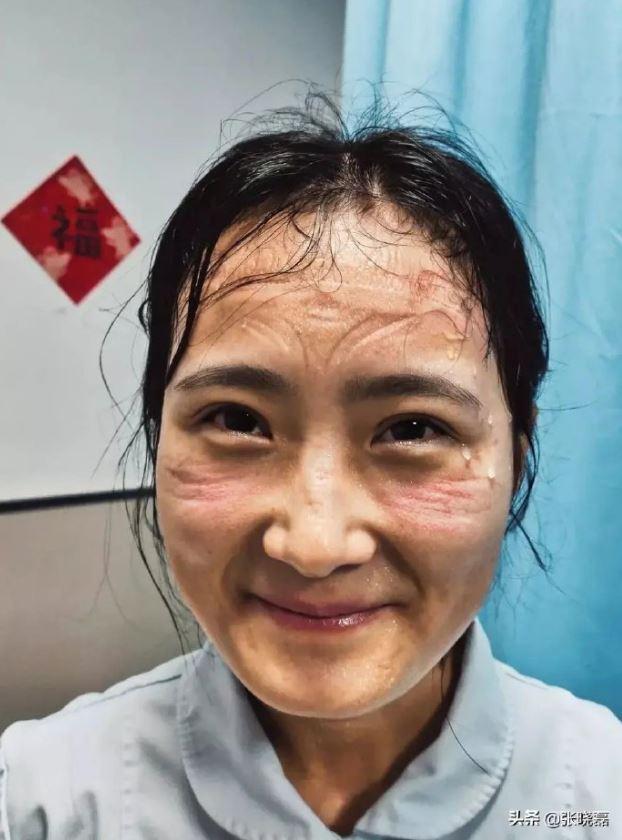 Pielęgniarki z Wuhan