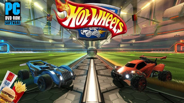 Rocket League Hot Wheels Edition-SKIDROW