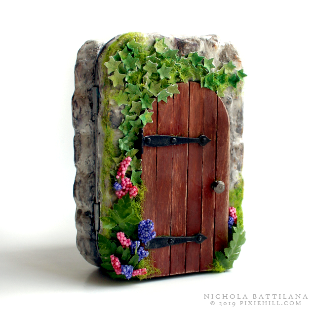 Secret Garden Tin Tutorial