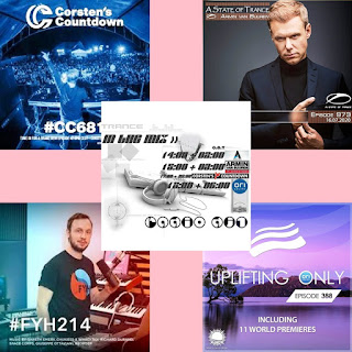 In The Mix 17.07. - 23.07.2020 on Radio DJ ONE