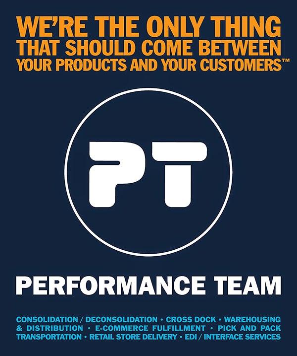 Công ty logistics Performance Team Hoa Kỳ
