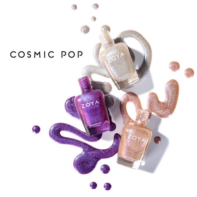 Zoya - Cosmic Pop Limited Edition Trio