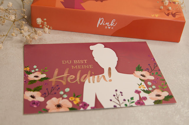 Pink Box - September 2021 - unboxing